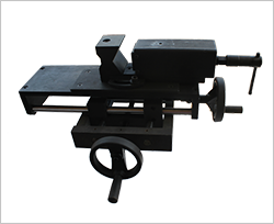 Pipe / Tube / Rod Notching Machine
