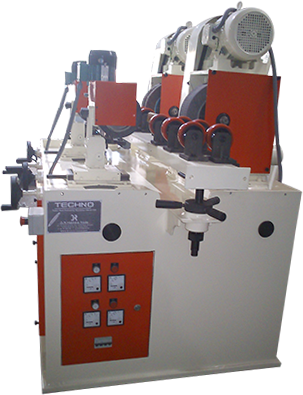 Single Station Tube / Rod Polishing Machine